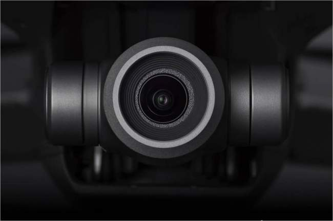 Mavic 2 zoom camera