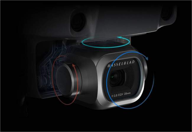 Swedish-made Hasselblad camera