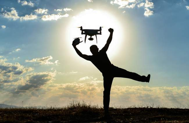 Complete the Part 107 Drone Pilot Test