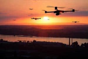 drone border