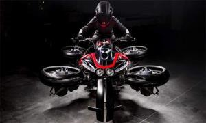 Drone Motorcycle