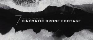 drone video about photography