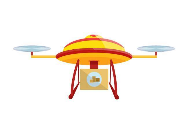 Canada drone delivery