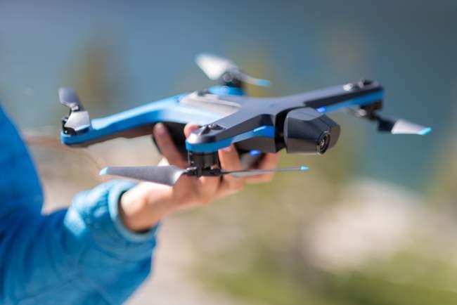 skydio follow me drone